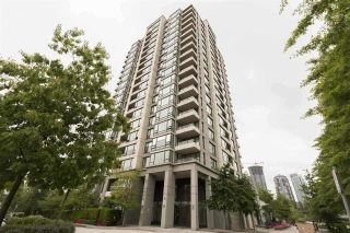 Main Photo: 1105 4178 DAWSON Street in Burnaby: Brentwood Park Condo for sale (Burnaby North)  : MLS®# R2271539