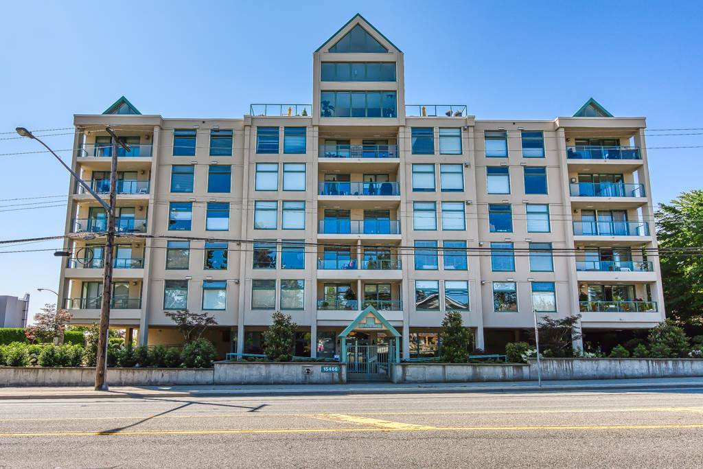 FEATURED LISTING: 301 - 15466 NORTH BLUFF Road White Rock