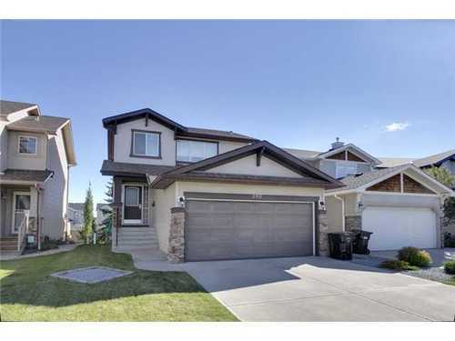 Main Photo: 290 COUGARSTONE Circle SW in Calgary: 2 Storey for sale : MLS® # C3586992