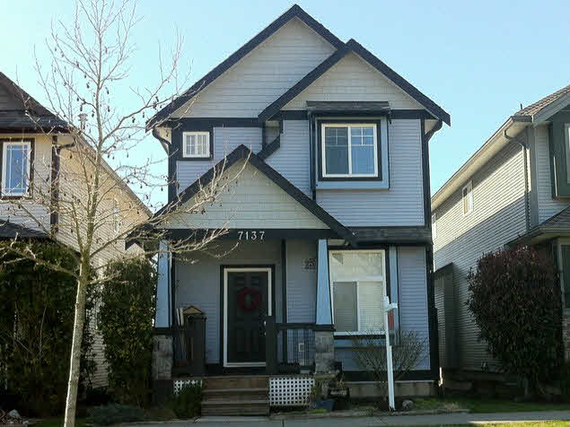 Main Photo: 7137 190th St - Upper in Surrey: House for rent