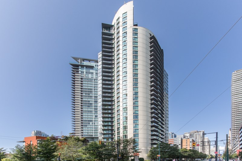 FEATURED LISTING: 2707 - 501 PACIFIC Street Vancouver