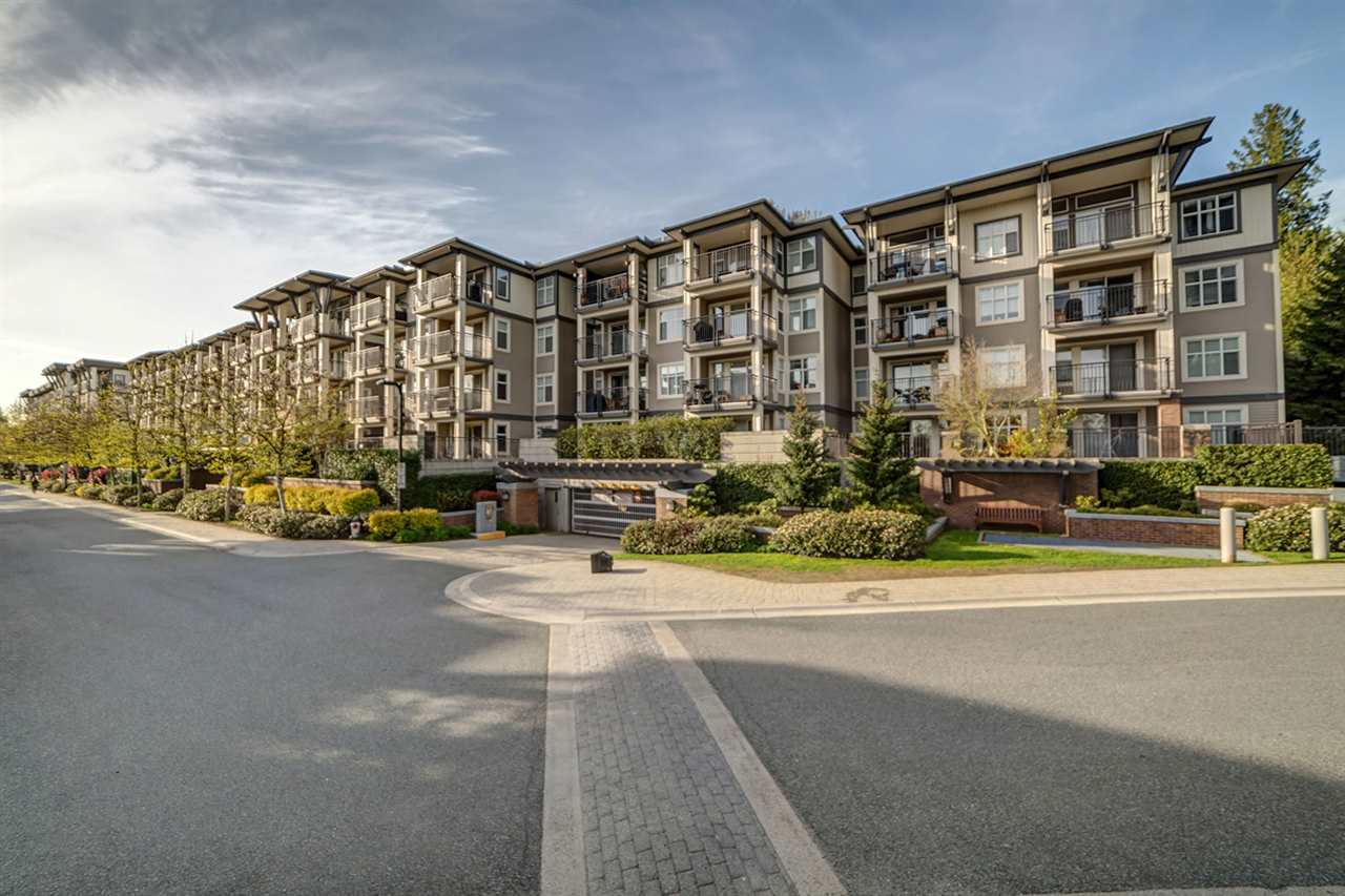 Main Photo: 421 4833 BRENTWOOD DRIVE in Burnaby: Brentwood Park Condo for sale (Burnaby North)  : MLS®# R2160064
