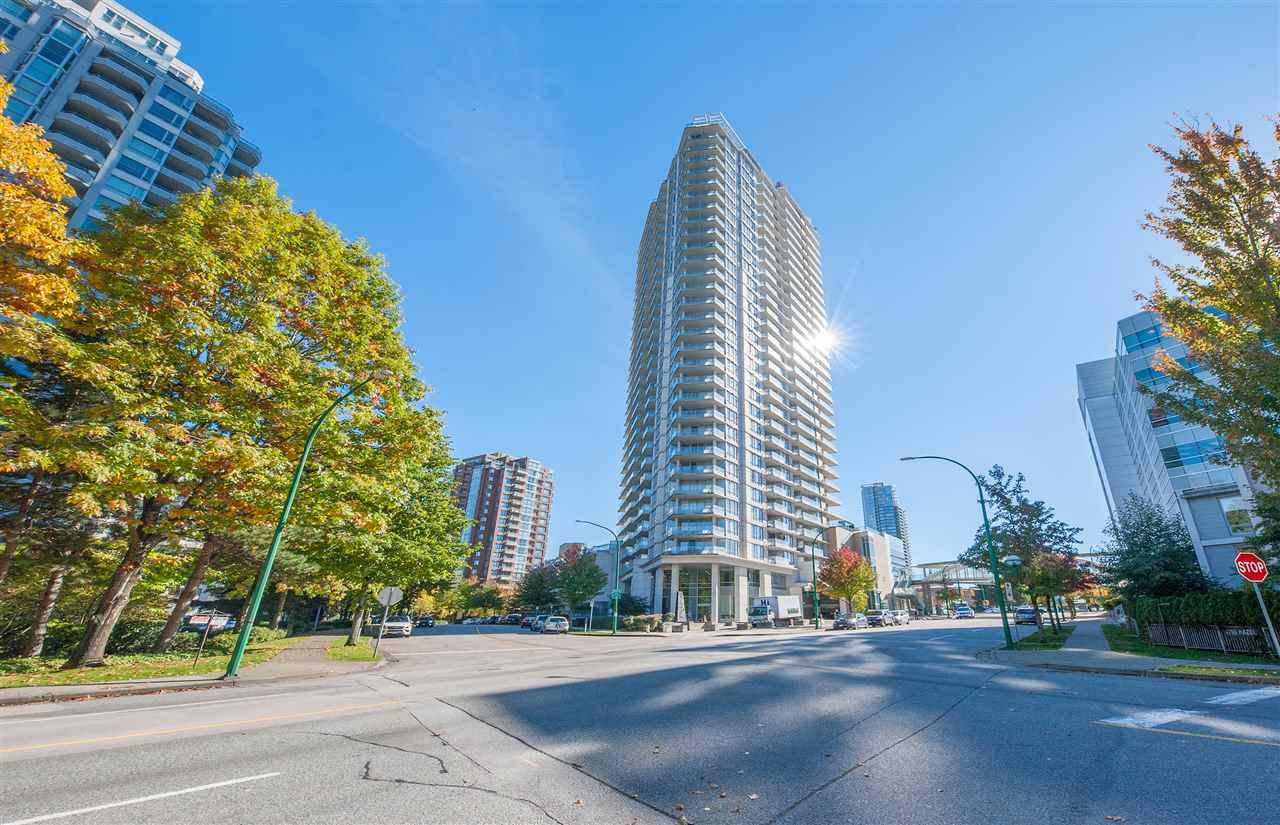 Main Photo: 805 4808 HAZEL Street in Burnaby: Forest Glen BS Condo for sale (Burnaby South)  : MLS®# R2312862