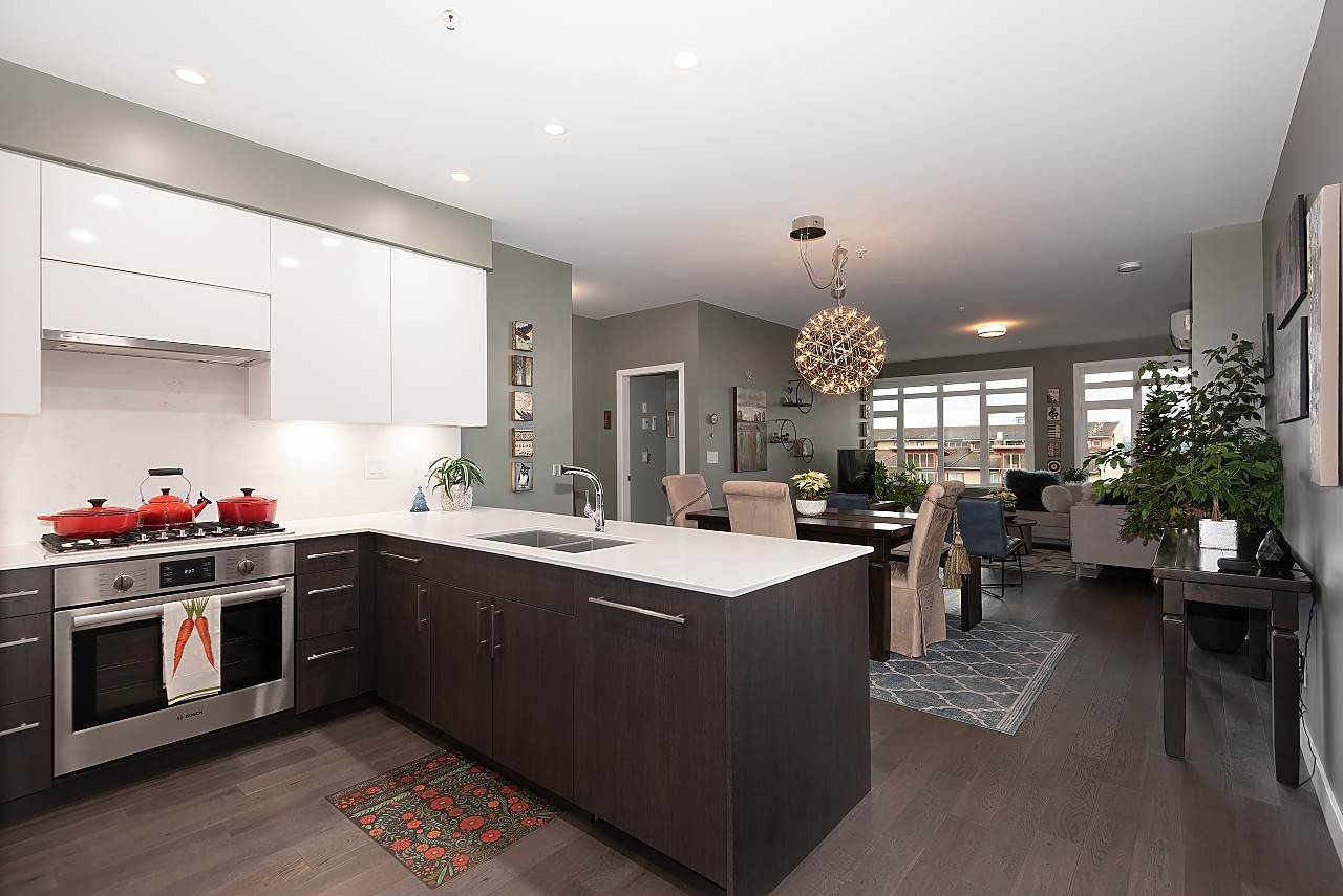 FEATURED LISTING: 308 - 3971 HASTINGS Street Burnaby