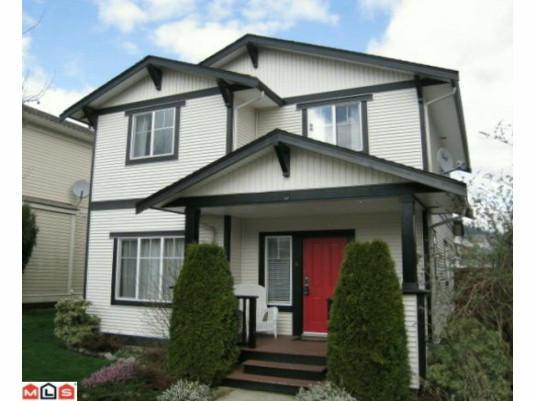 Main Photo: 4346 BILL REID Terrace in Abbotsford: Abbotsford East House for sale : MLS®# F1208882
