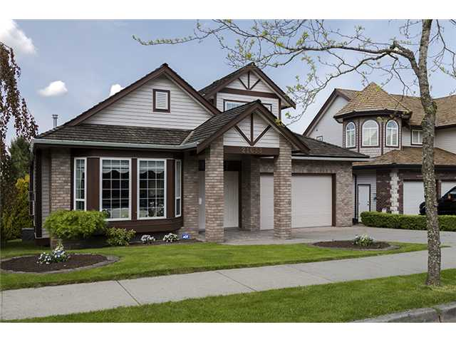 "Main Photo: 21633 MONAHAN Court in Langley: Murrayville House for sale in ""MURRAYS CORNER"" : MLS®# F1411605"