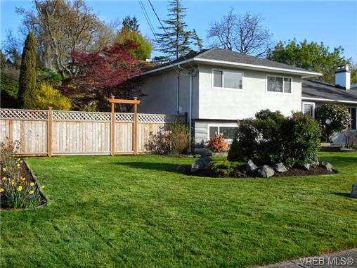 Main Photo: 743 Rockheights Avenue in VICTORIA: Es Rockheights Single Family Detached for sale (Esquimalt)  : MLS® # 339178