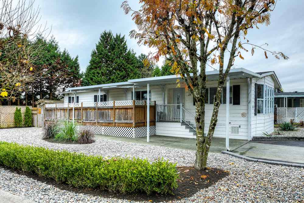 Main Photo: 28 145 KING EDWARD Street in Coquitlam: Maillardville Manufactured Home for sale : MLS®# R2014423