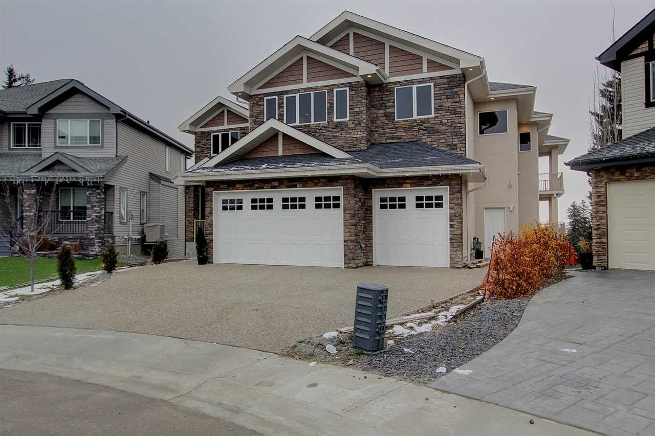 Main Photo: 530 Callaghan Point in Edmonton: Zone 55 House for sale : MLS®# E4081431