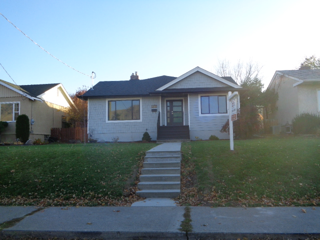 Main Photo: 1059 NICOLA STREET in KAMLOOPS: SOUTH KAMLOOPS House for sale
