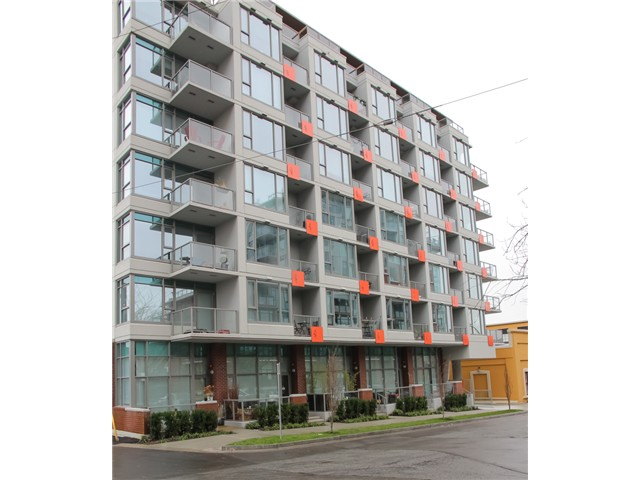 "Main Photo: 611 251 E 7TH Avenue in Vancouver: Mount Pleasant VE Condo for sale in ""DISTRICT"" (Vancouver East)  : MLS®# V1051124"