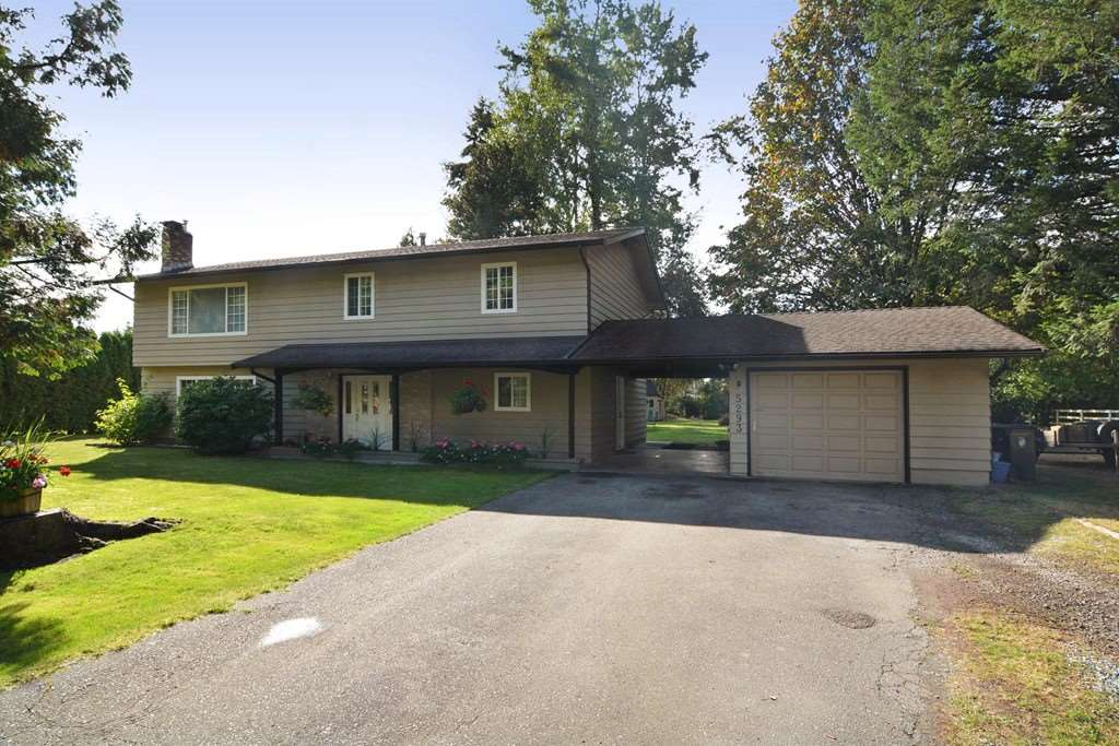 "Main Photo: 5293 249B Street in Langley: Salmon River House for sale in ""Salmon River Uplands"" : MLS®# R2109536"