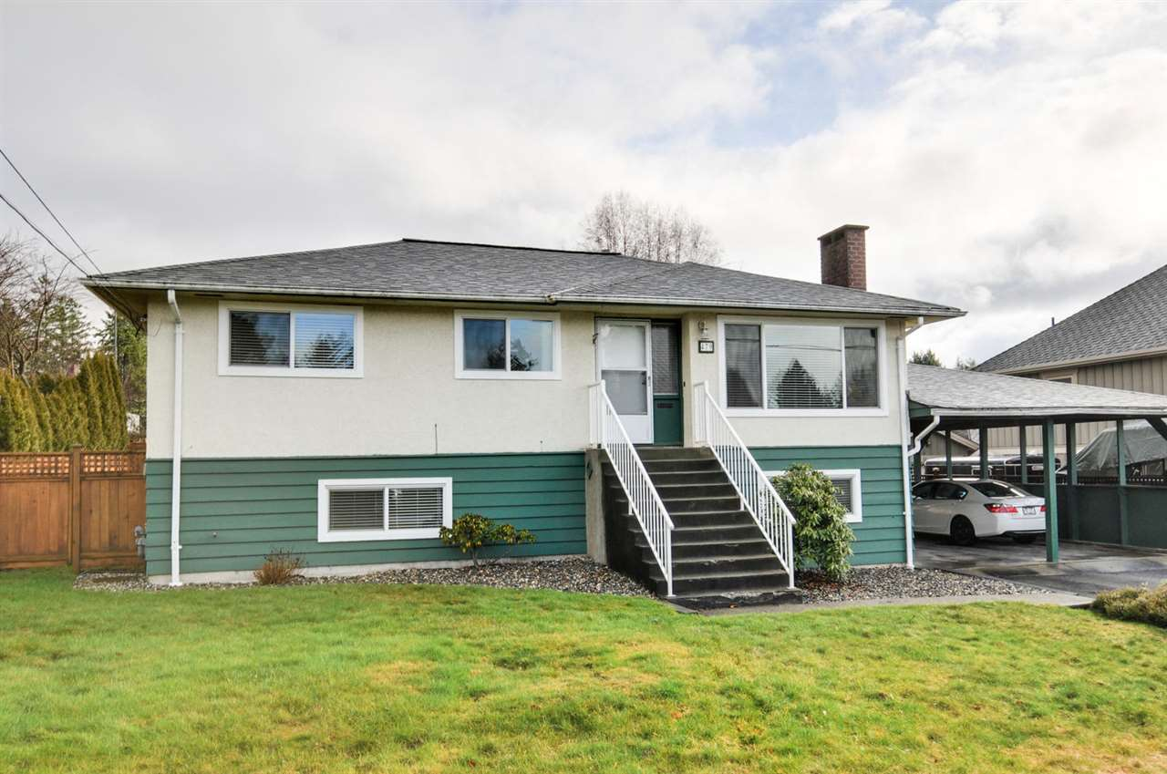 Main Photo: 479 MIDVALE Street in Coquitlam: Central Coquitlam House for sale : MLS®# R2237046
