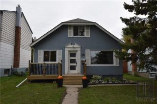 Main Photo: 326 Dumoulin Street in Winnipeg: St Boniface Residential for sale (2A)  : MLS®# 1826951