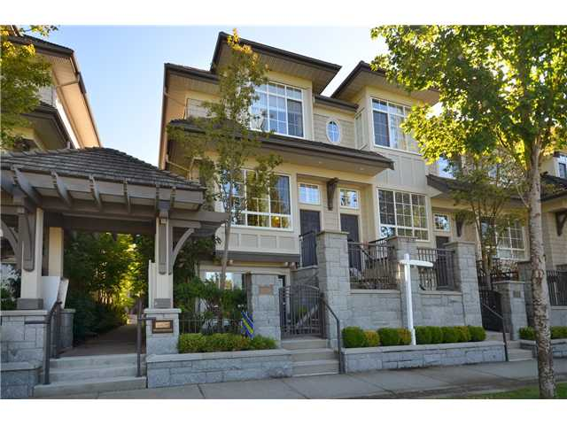 Main Photo: 2580 West Mall in Vancouver: University VW Townhouse for sale (Vancouver West)  : MLS®# v995181