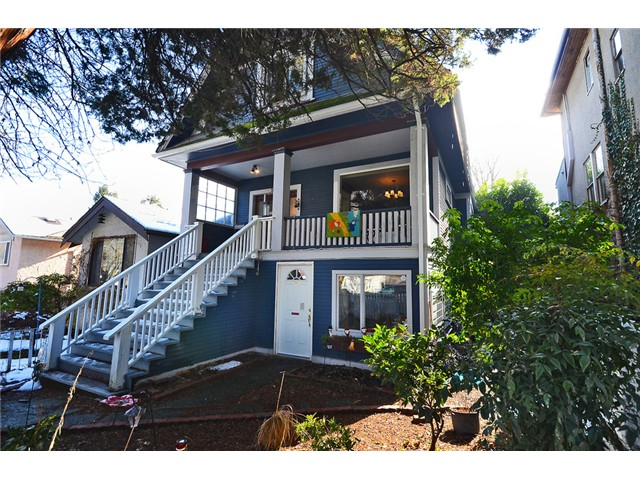 FEATURED LISTING: 918 10TH Avenue East Vancouver