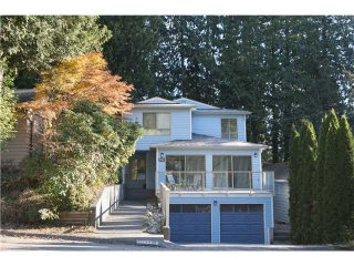 Main Photo: 4418 HOSKINS Road in North Vancouver: Lynn Valley House for sale : MLS® # V1094122