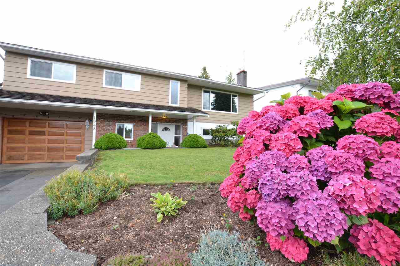 Main Photo: 1848 TRENT Avenue in Coquitlam: Central Coquitlam House for sale : MLS® # R2108673