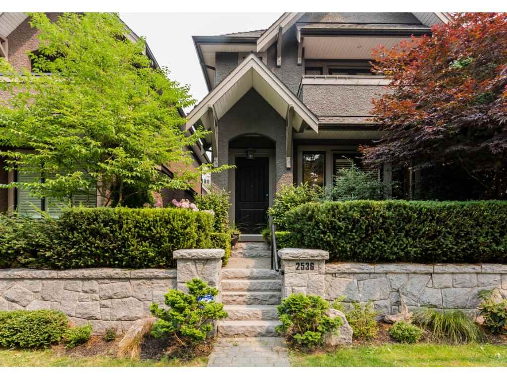 "Main Photo: 2536 128 Street in Surrey: Elgin Chantrell House for sale in ""Crescent Heights"" (South Surrey White Rock)  : MLS®# R2193876"