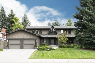 Main Photo: 2410 BAY VIEW Place SW in Calgary: Bayview House for sale : MLS® # C4137956
