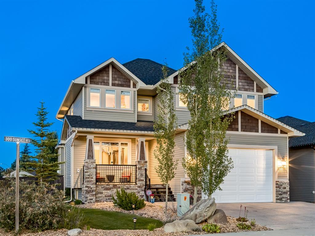 FEATURED LISTING: 300 SUNSET Heights Crossfield