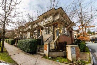 "Main Photo: 102 100 KLAHANIE Drive in Port Moody: Port Moody Centre Townhouse for sale in ""Indigo"" : MLS® # R2246963"