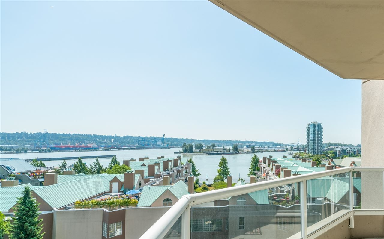 "Main Photo: 901 1185 QUAYSIDE Drive in New Westminster: Quay Condo for sale in ""RIVIERA (MANSIONS)"" : MLS®# R2293457"