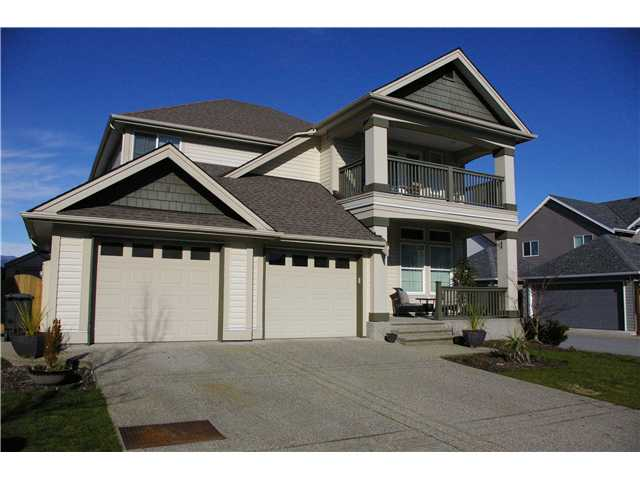 Main Photo: 19485 THORBURN Way in Pitt Meadows: South Meadows House for sale : MLS®# V991085
