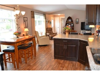 Main Photo: 46 2780 Spencer Road in VICTORIA: La Goldstream Manu Single-Wide for sale (Langford)  : MLS® # 349043