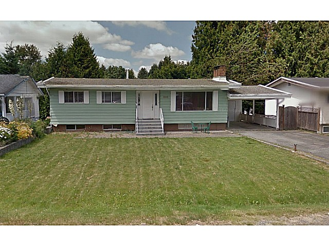 Main Photo: 2093 BROADWAY Street in Abbotsford: Abbotsford West House for sale : MLS®# F1441981