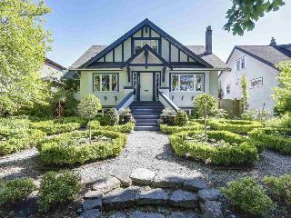 Main Photo: 3960 W 13TH Avenue in Vancouver: Point Grey House for sale (Vancouver West)  : MLS® # R2211924