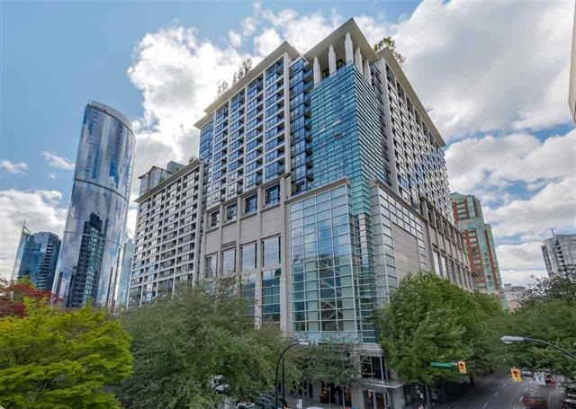 "Main Photo: 1206 933 HORNBY Street in Vancouver: Downtown VW Condo for sale in ""ELECTRIC AVENUE"" (Vancouver West)  : MLS(r) # R2179387"