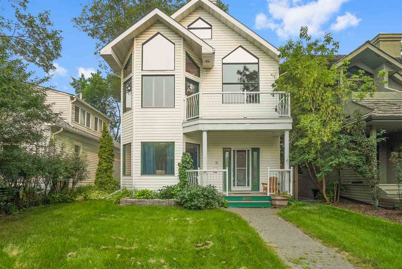 9505 100A Street NW, Rossdale, Edmonton, AB