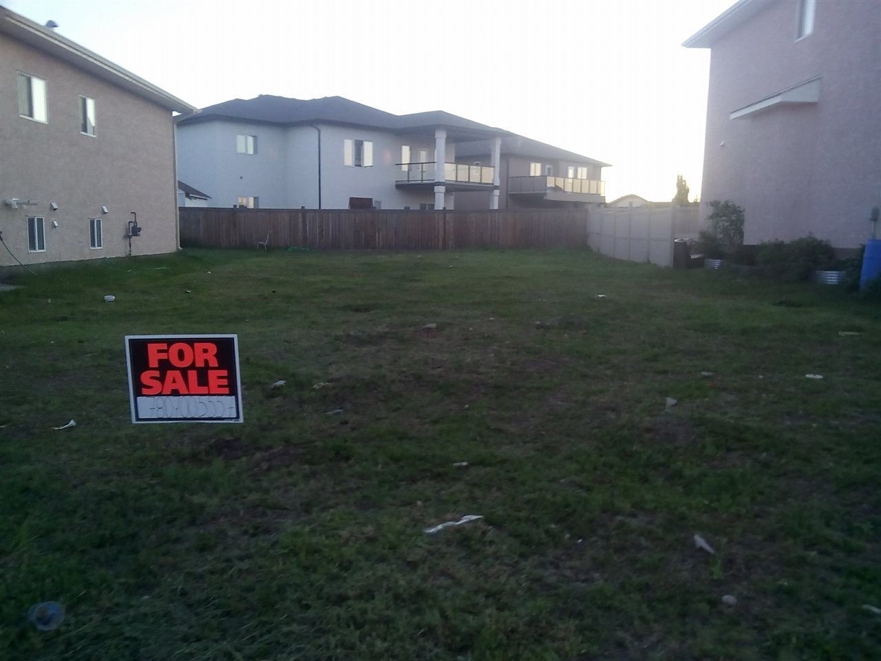 Main Photo: 3420 19 Street in Edmonton: Zone 30 Vacant Lot for sale : MLS®# E4126667