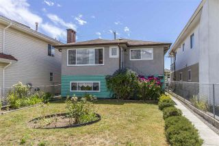 Main Photo: 3760 SPRUCE Street in Burnaby: Burnaby Hospital House for sale (Burnaby South)  : MLS®# R2307360