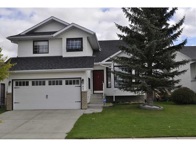 Main Photo: 245 WOODSIDE Road NW: Airdrie Residential Detached Single Family for sale : MLS®# C3635844