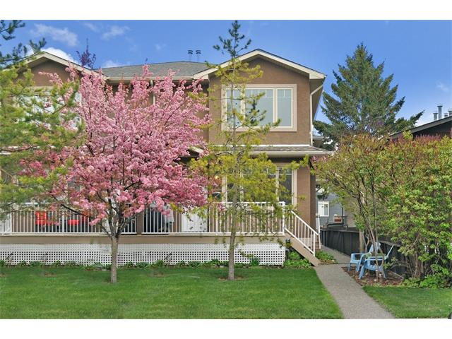 Main Photo: 1 1936 31 Street SW in Calgary: Killarney_Glengarry House for sale : MLS® # C4012517