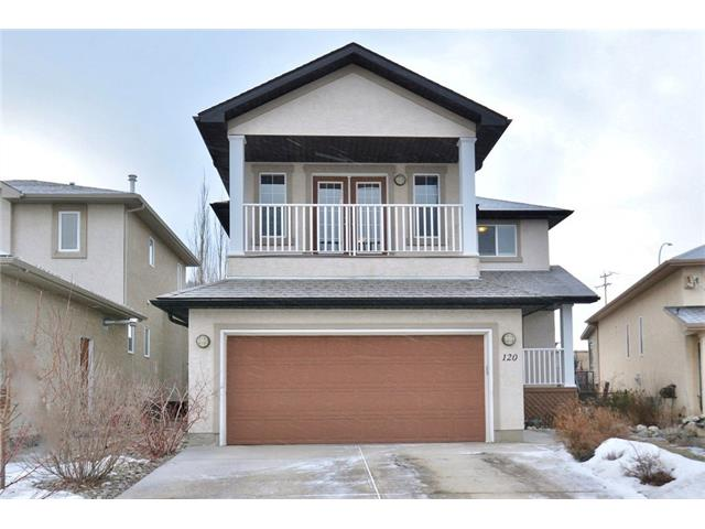 Main Photo: 120 SUNTERRA Heights: Cochrane House for sale : MLS® # C4103132