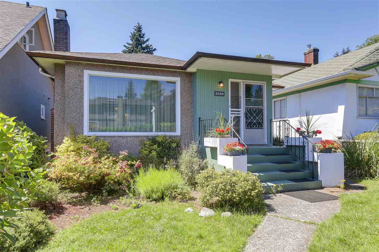 Main Photo: 5359 DUNBAR Street in Vancouver: Dunbar House for sale (Vancouver West)  : MLS® # R2181454