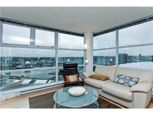 FEATURED LISTING: 2501 - 111 GEORGIA Street Vancouver West