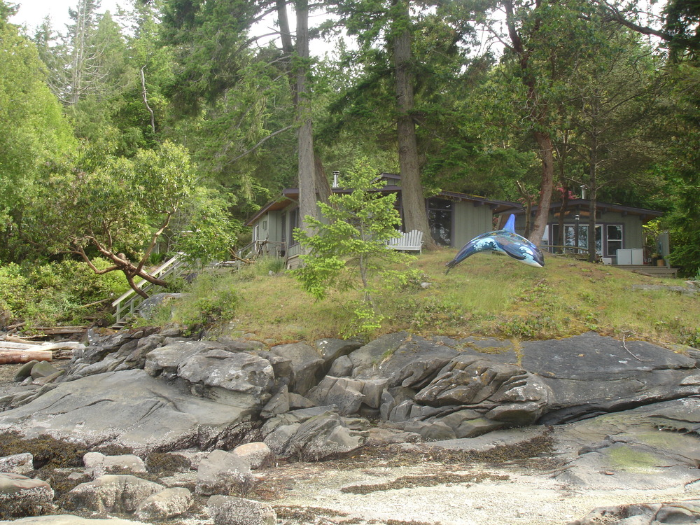 Photo 11: 205 Pilkey Point in Thetis Island: Beach Home for sale : MLS® # 274612