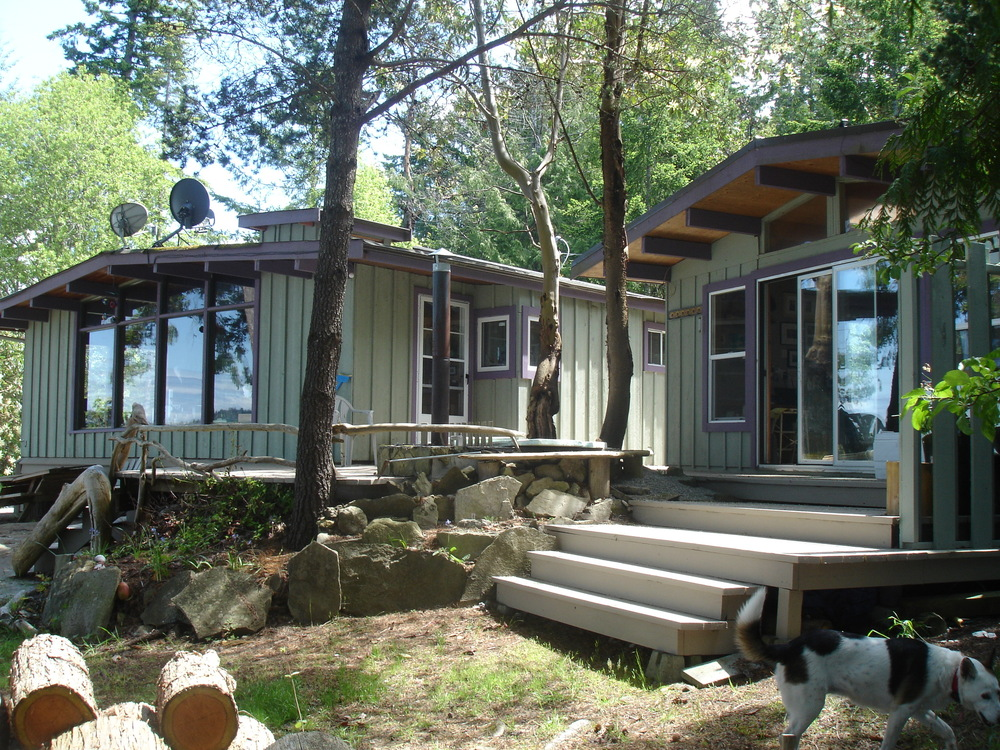 Main Photo: 205 Pilkey Point in Thetis Island: Beach Home for sale : MLS® # 274612