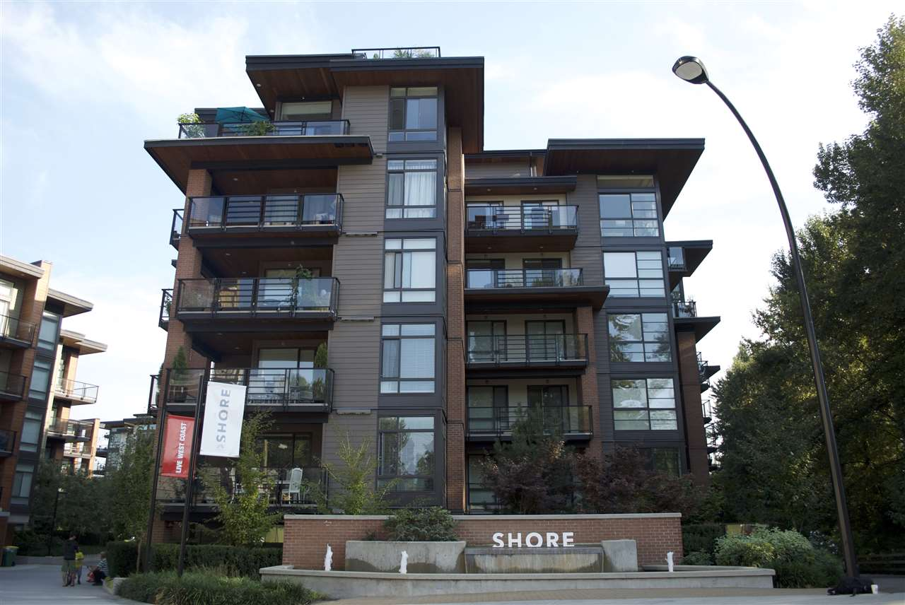 "Main Photo: 517 733 W 3RD Street in North Vancouver: Hamilton Condo for sale in ""THE SHORE"" : MLS® # R2202799"