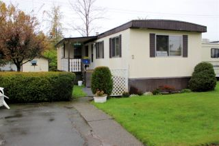 "Main Photo: 2 23141 72 Avenue in Langley: Salmon River Manufactured Home for sale in ""LIVINGSTONE"" : MLS®# R2319853"