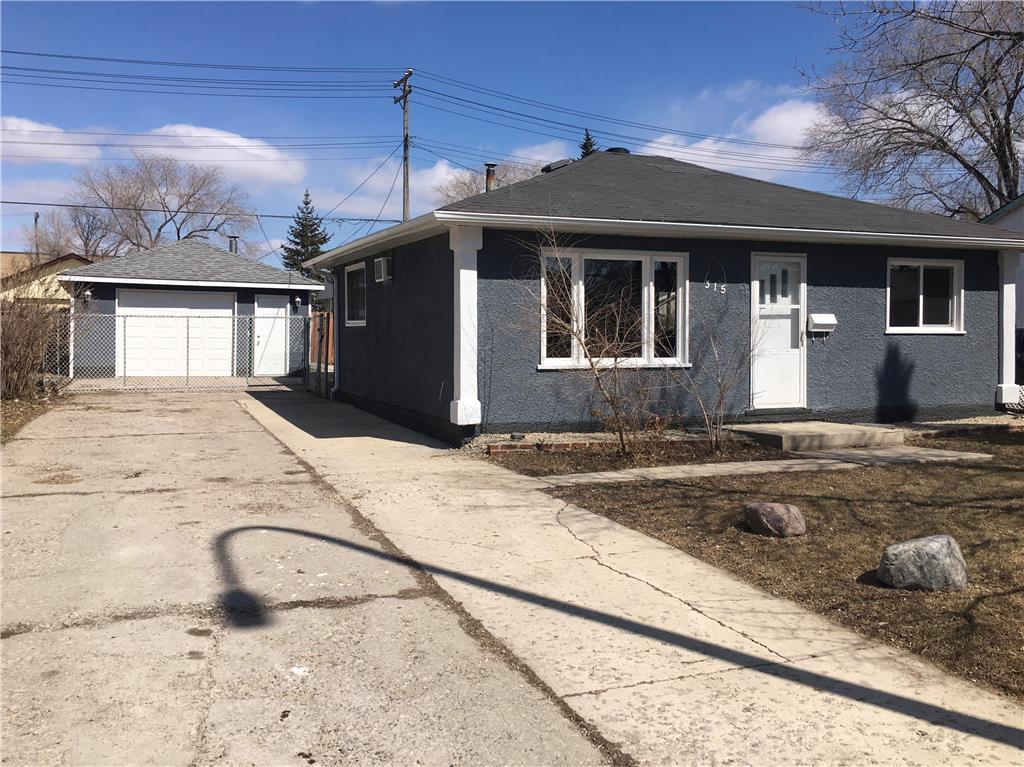 FEATURED LISTING: 315 Springfield Road Winnipeg