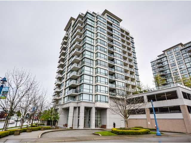 "Main Photo: 702 7555 ALDERBRIDGE Way in Richmond: Brighouse Condo for sale in ""OCEAN WALK"" : MLS® # V1060802"