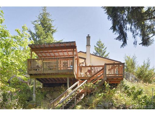Main Photo: 905 Gade Road in VICTORIA: La Florence Lake Single Family Detached for sale (Langford)  : MLS®# 343730