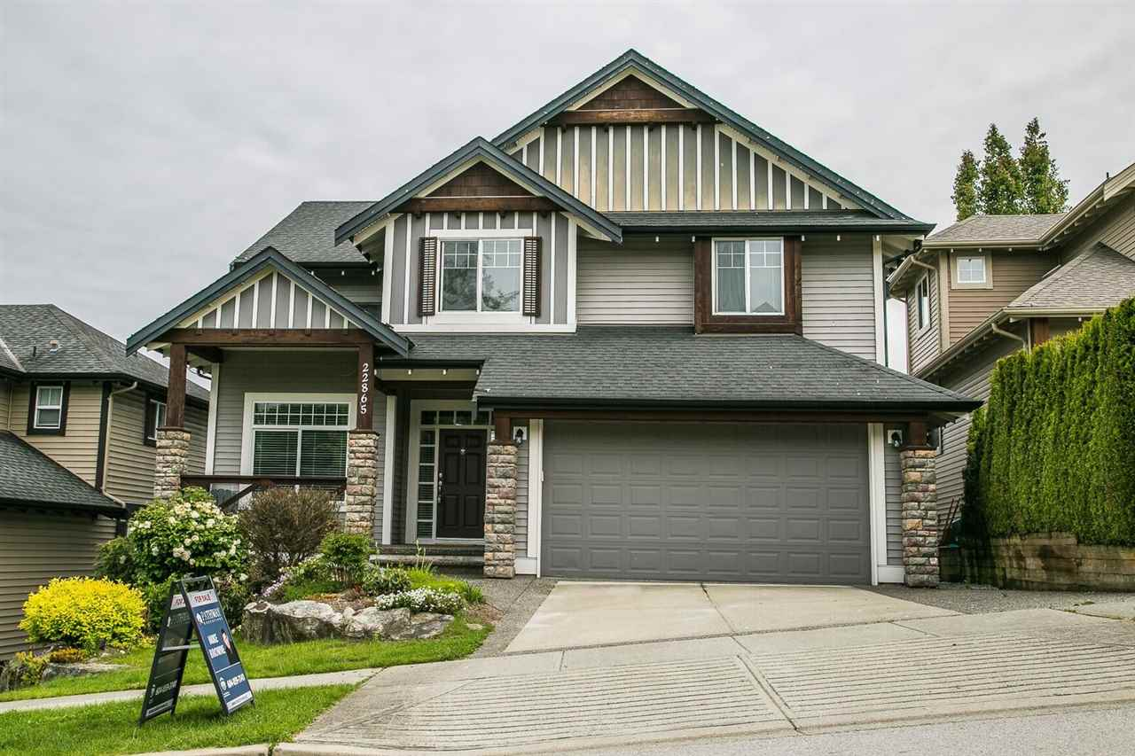 "Main Photo: 22865 DOCKSTEADER Circle in Maple Ridge: Silver Valley House for sale in ""Silver Valley"" : MLS®# R2160881"
