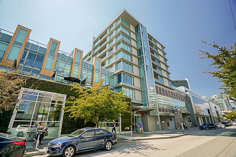 Main Photo: 508 522 W 8TH AVENUE in Vancouver: Fairview VW Condo for sale (Vancouver West)  : MLS® # R2193198
