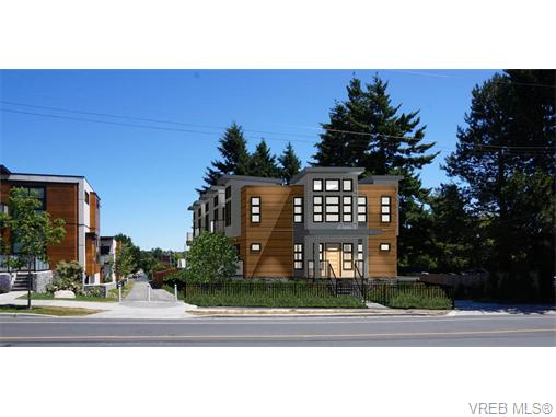 Main Photo: 4 3999 Cedar Hill Road in VICTORIA: SE Cedar Hill Townhouse for sale (Saanich East)  : MLS® # 370895